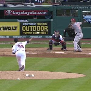 Frazier's RBI double