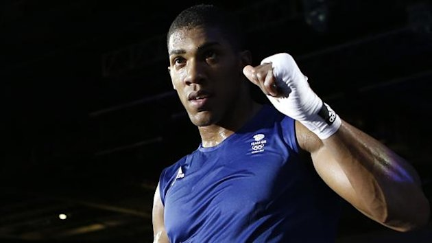 Anthony Joshua (Reuters)