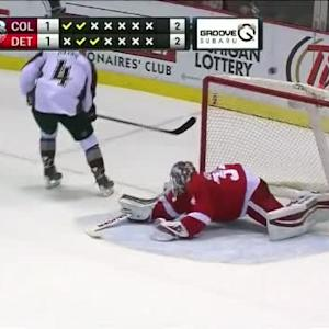 Petr Mrazek Save on Tyson Barrie (00:00/SO)