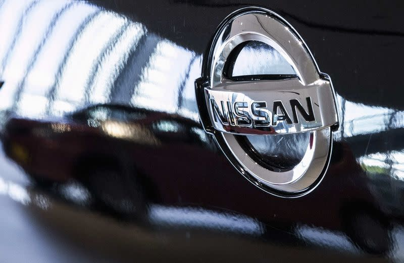 Nissan says can meet U.S. sales goal with capacity in South Korea, Japan