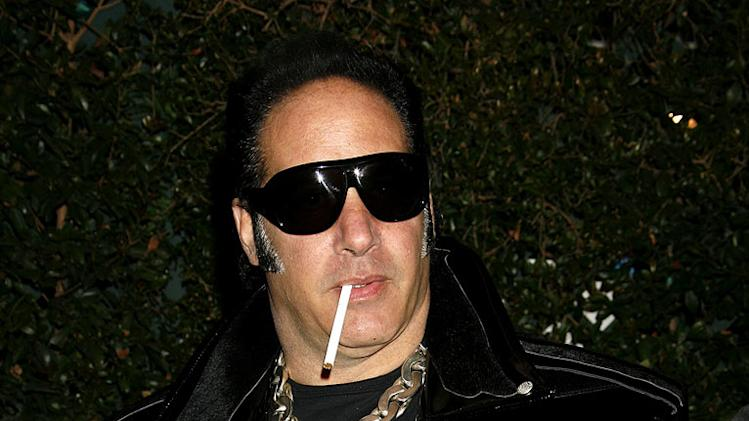 Andrew Dice Clay at Arby's Action Sports Awards. November 30, 2006