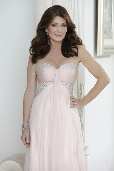 "Lisa Vanderpump in ""The Real Housewives of Beverly Hills."""