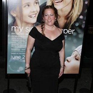 jodi picoult at the premiere of My Sister&#39;s Keeper