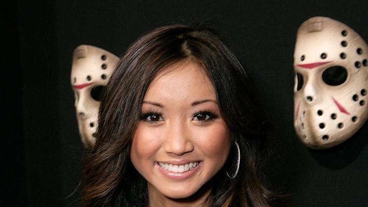 Friday the 13th LA Premiere 2009 Brenda Song