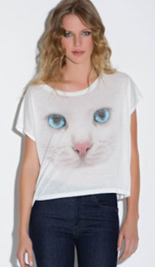 Siamese Dream T-Shirt by Jacqui Gellar, $29.50