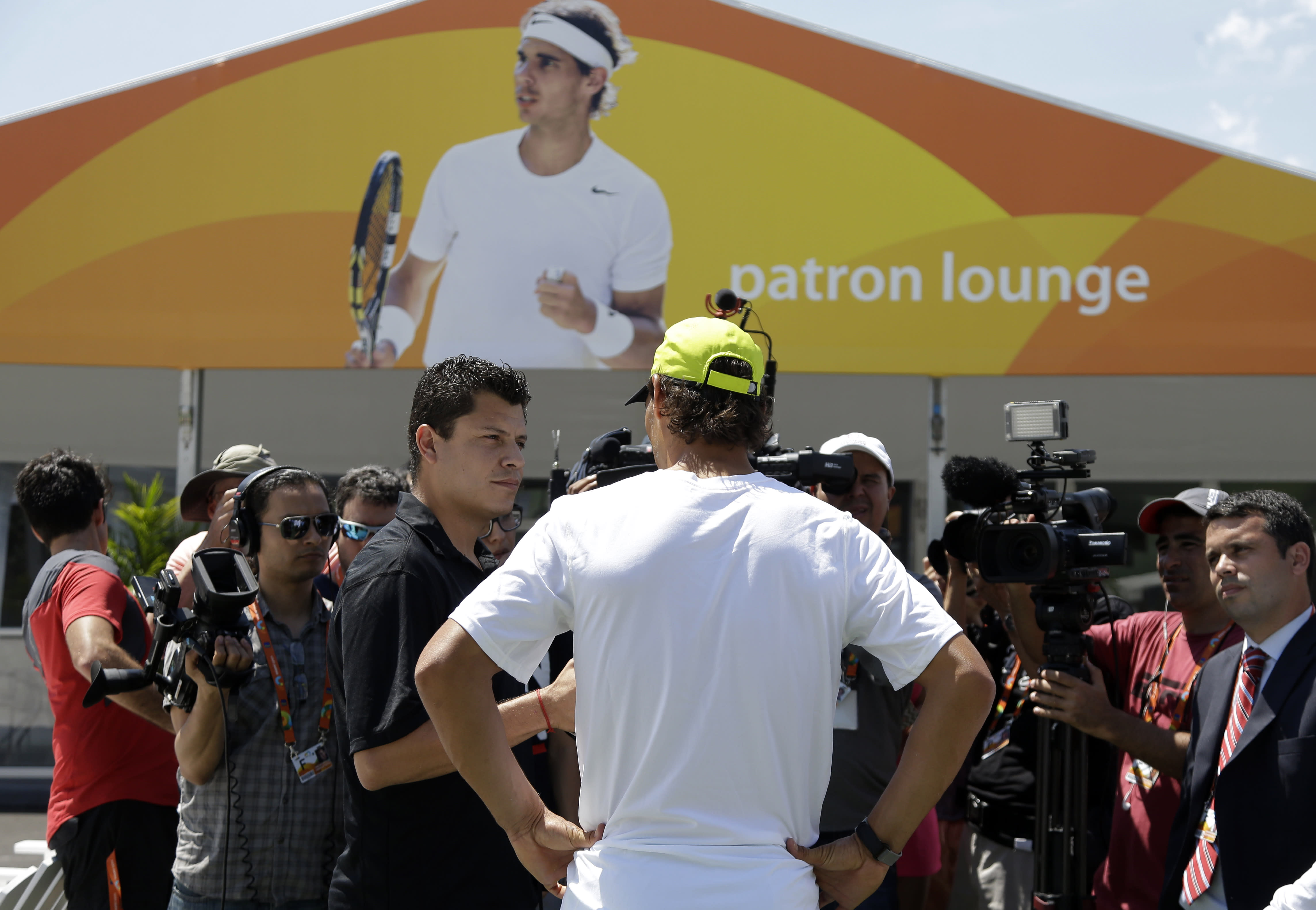 Nadal: Ankle injury won't keep him from Miami Open