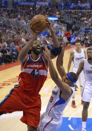 Clippers beat Wizards 110-103 for 4th straight win