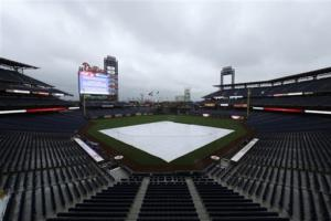 White Sox-Phillies rained out, 2 games Saturday