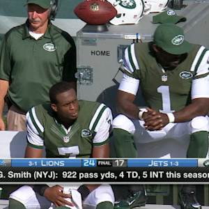 Should the New York Jets stick with Geno Smith?