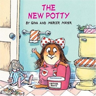 The New Potty (Little Critter): by Gina & Mercer Mayer $3.99