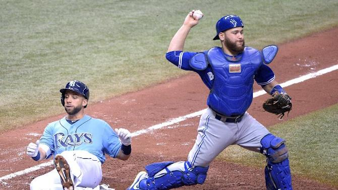 Rays, Archer complete sweep of Blue Jays