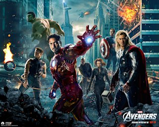 The Avengers movie