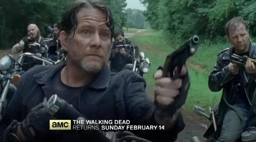 Watch: The first 4 minutes of The Walking Dead premiere just leaked