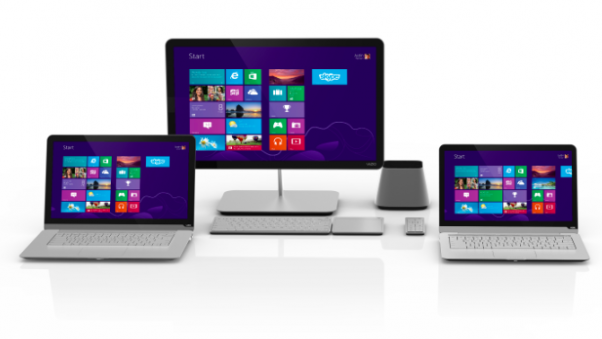 Vizio prepares for the holidays with new Windows 8 notebooks and All-in-Ones