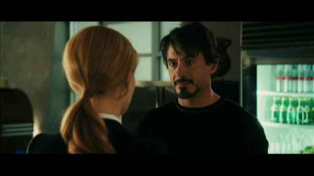 'Iron Man' Clip: Very Tasteful