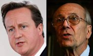 Tebbit: 'PM Incompetent Over Mitchell Row'