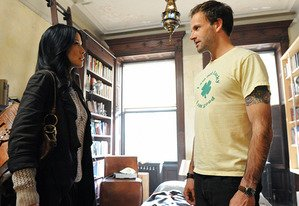 Lucy Liu and Jonny Lee Miller …