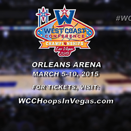 2015 WCC Men's and Women's Basketball Tournaments