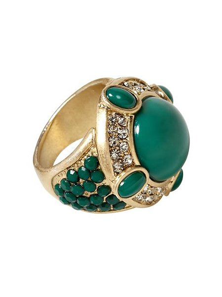 Cabachon ring by Sabine, $22, piperlime.com