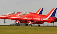 MoD: Red Arrows Crewman Hurt In Incident