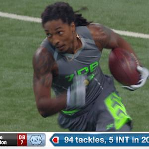 2014 Combine workout: Tre Boston