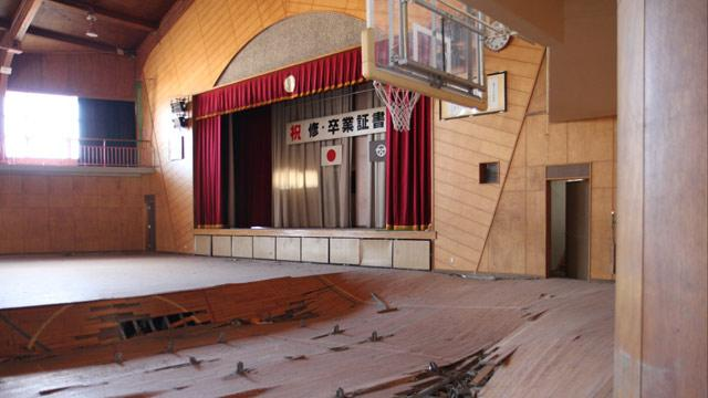 Fukushima School in Limbo, Two Years After Nuclear Disaster