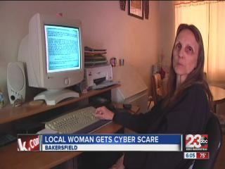 Woman gets cyber scare from FBI scam