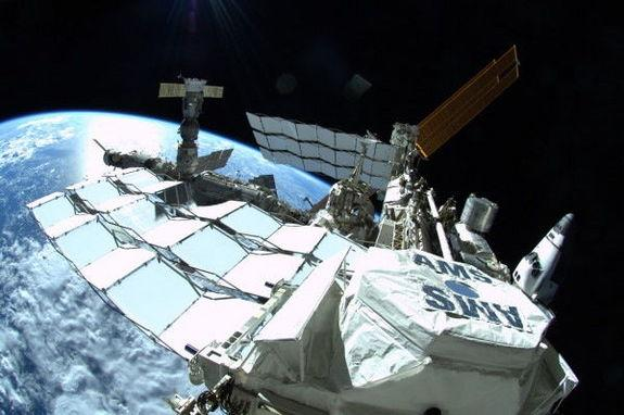 Potential Dark Matter Discovery a Win for Space Station Science