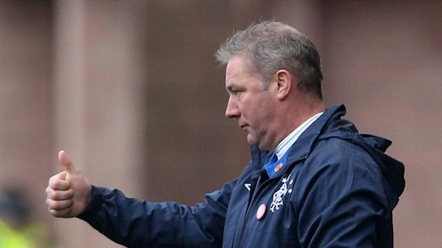 Rangers boss Ally McCoist was encouraged by discussions with the other SFL clubs