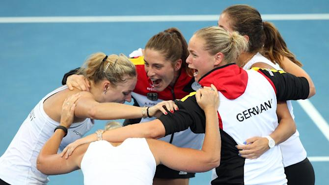 Germany to play Czech Republic in Fed Cup final