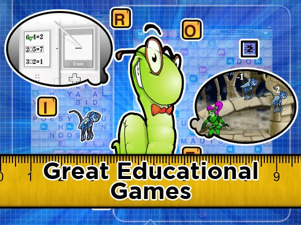 Great Educational Games