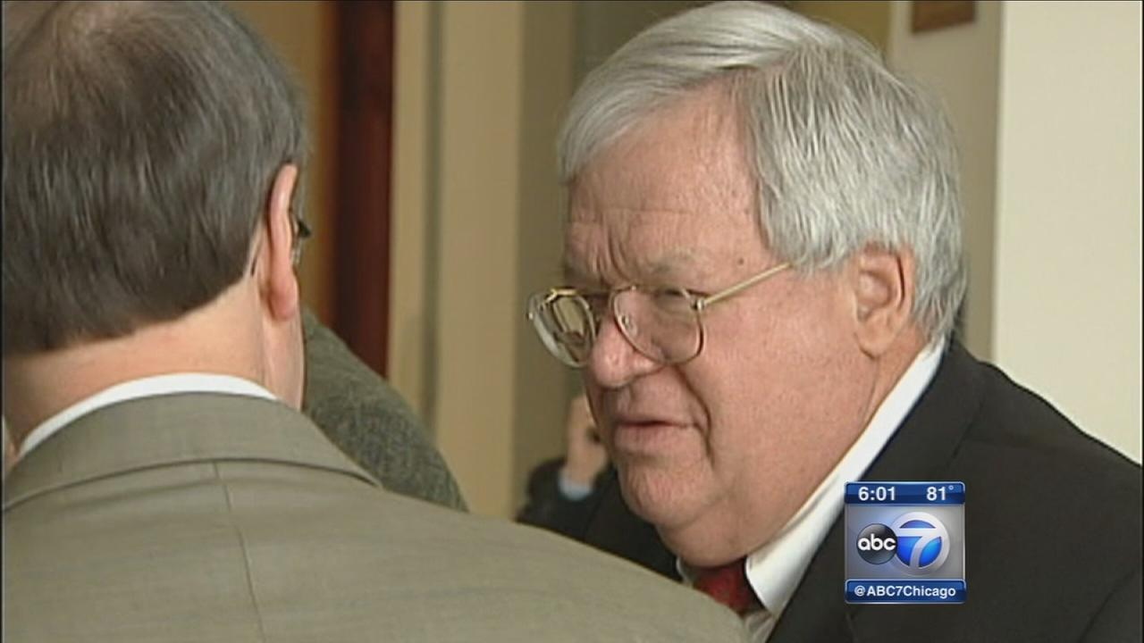 Indictment says ex-House Speaker Hastert paid hush money