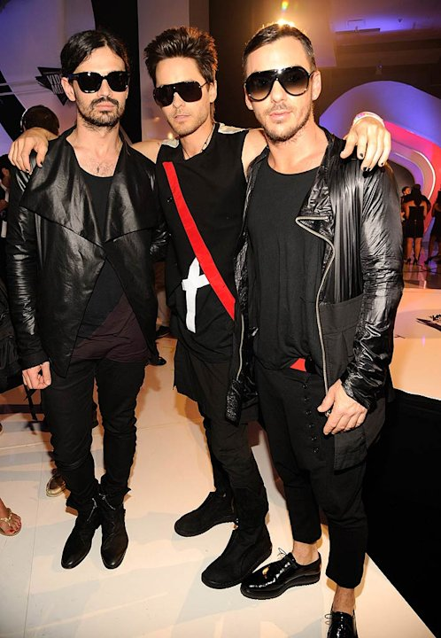 Seconds To Mars MTVVM As