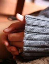 Is your rough sweater hurting your skin?