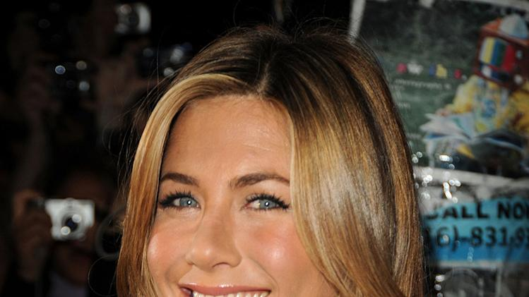 Toronto Film Festival Management Premiere 2008 Jennifer Aniston
