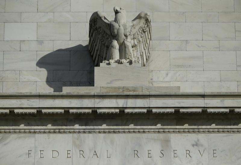 Market strains warrant caution on rate hikes: Fed's George