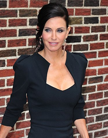 Courteney Cox: I Will &quot;Show My Boobs&quot; on Cougar Town This Season