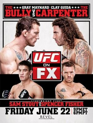 UFC on FX 4 TV Ratings Consistent on FX and Fuel
