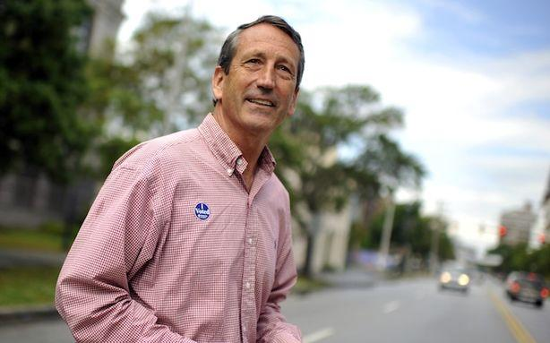 Mark Sanford Is a Winner Once Again