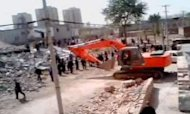 China: Violent Forced Evictions On The Rise