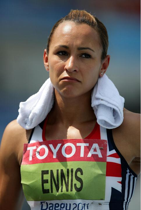 Athleltics - Jessica Ennis-Hill Filer