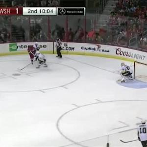 Marc-Andre Fleury Save on Eric Fehr (09:58/2nd)
