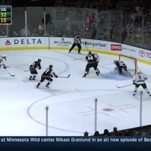 Jonathan Quick Save on Mikko Koivu (10:39/3rd)