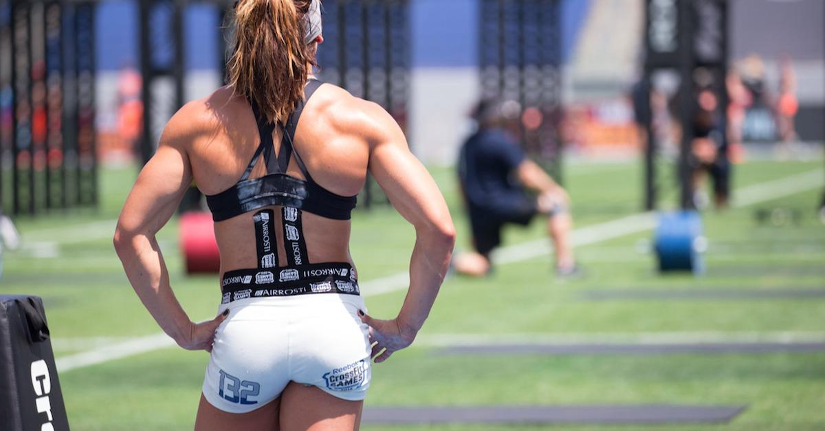 Signs You're a 2015 Reebok CrossFit Games Athlete