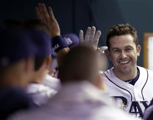 Longoria hits 3 HRs, Rays drop O's to wild card