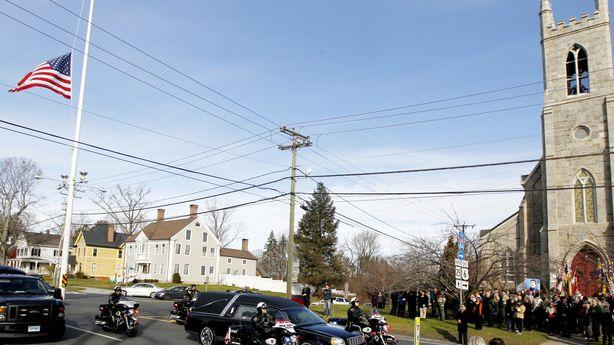 Eulogies for the Newtown Victims, Thursday