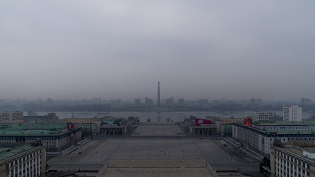 22 Juche tower