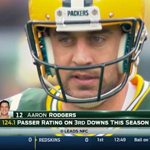 Week 7: Green Bay Packers Aaron Rodgers highlights