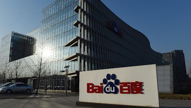 Baidu shares skidded after the Chinese Internet colossus reported earnings shy of most market expectations