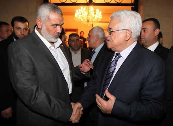 Palestinians pledge unity as Israel talks teeter